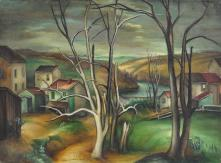 Landscape by Grace Gemberling