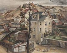 Manayunk Scene by Grace Gemberling