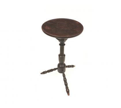 Maple and Oak Candlestand
