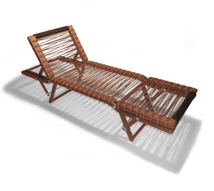 Pair of Hermes Pippa Meridian Portable Lounge Chairs (SOLD