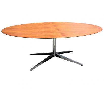 Walnut Knoll Conference Table