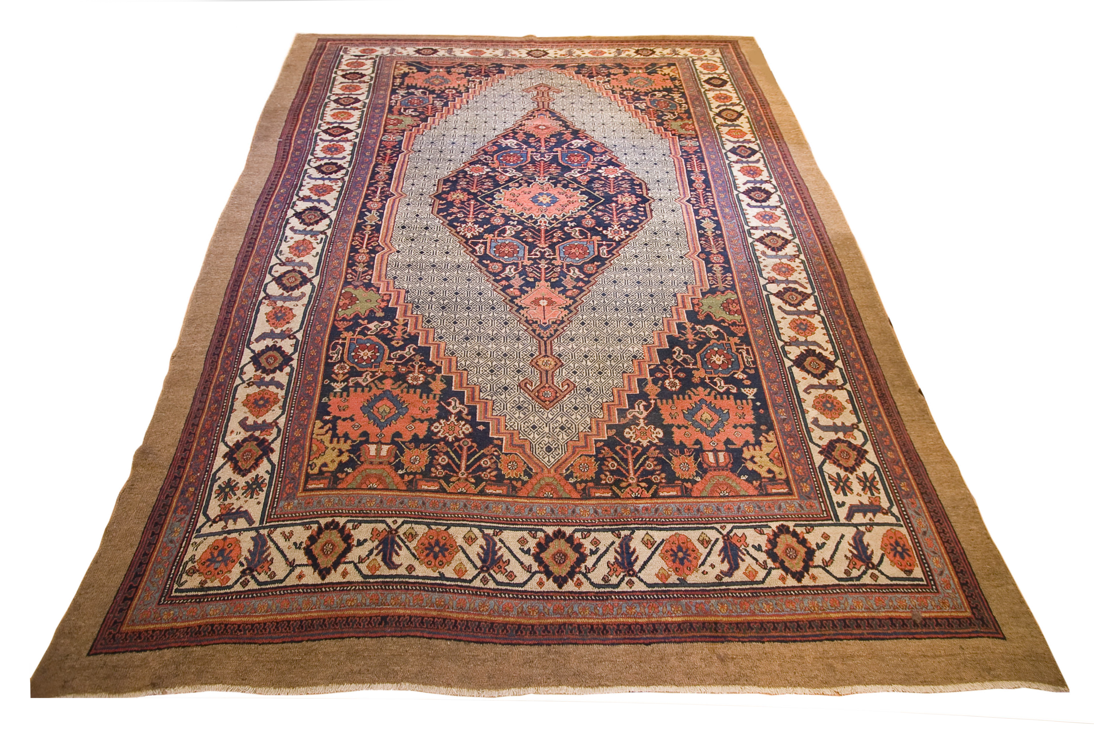 antique hamadan rug sold. Black Bedroom Furniture Sets. Home Design Ideas